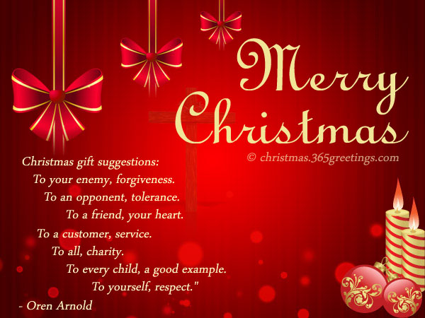 Christmas Quotes Wishes