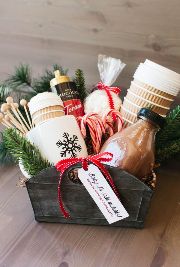 Top Christmas Hamper Ideas Christmas Celebration All