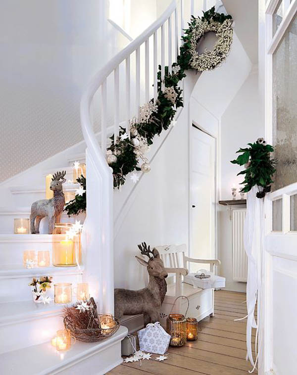 indoor christmas decoration