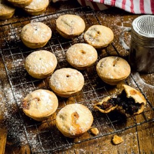 Homemade Christmas Food. Photo Credit: www.easyliving.co.uk