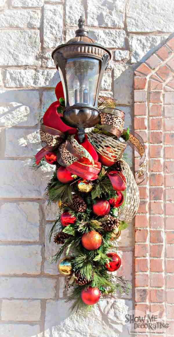 Outdoor Christmas Decoration Part 89