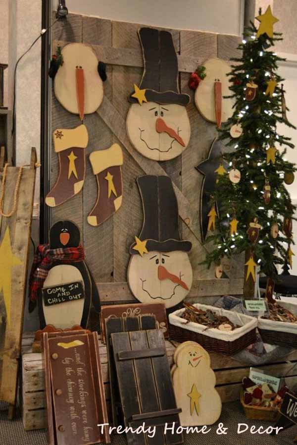 wooden-christmas-decoration-ideas