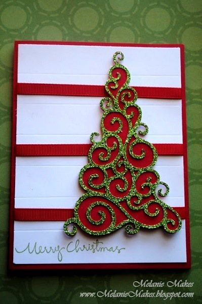 httpmelaniemakesblogspotcom - Photo Xmas Cards