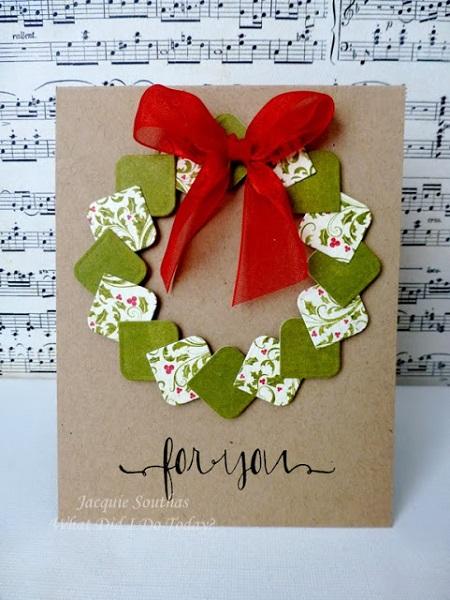 Homemade Christmas Card 1 Christmas Celebration All