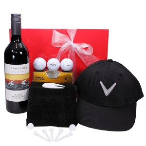 Things to Include in a Christmas Gift Hamper for Men. Photo Credit: www.giftwrappedup.com.au