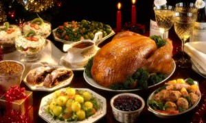 Christmas Food. Photo Credit: www.theguardian.com