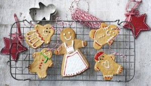Gingerbread man Christmas Decoration. Photo Credit: www.bbc.co.uk -