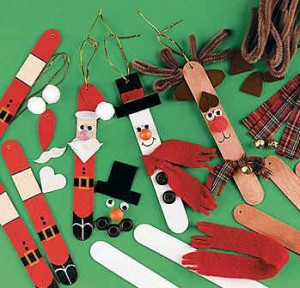 Kids are naturally very creative and imaginative. Give them the right supplies and see their creativity come to life. Photo Credit: http://courtneyhouse.com/wp-content/uploads/2013/11/christmas-craft-ideaschristmas-crafts-hd-wallpapers-inn-zjbgurqp.jpg