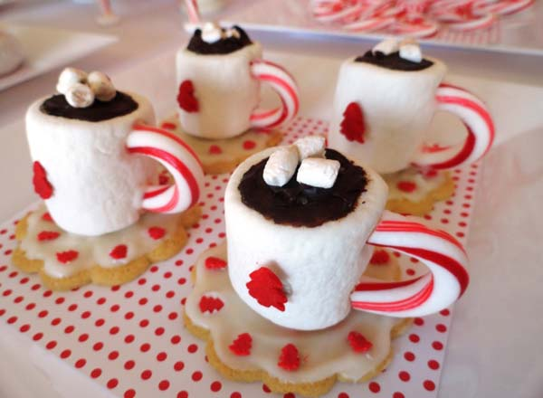 Marshmallow Cups Treats