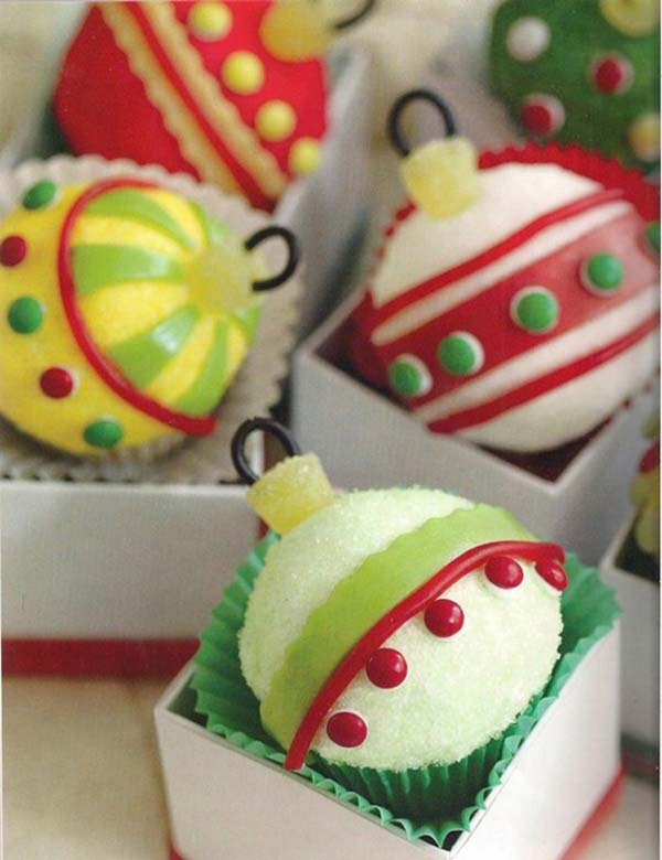 33 Yummy and Cute Christmas Treats Recipes for Kids - Christmas ...