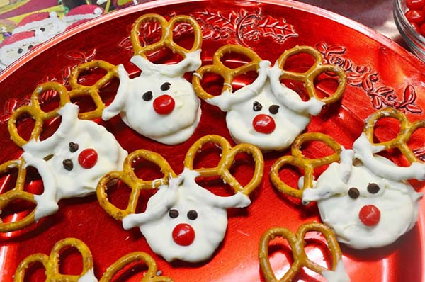 Festive Reindeer Treats