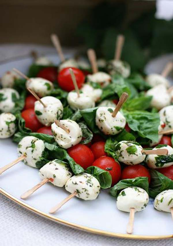 Magnificent 30 Holiday Appetizers Recipes For Christmas And New Year Dinner Easy Diy Christmas Decorations Tissureus