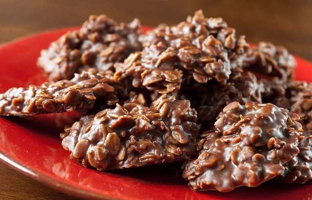 Chocolate-No-Bake-Desserts-Chocolate-Oatmeal-Cookies