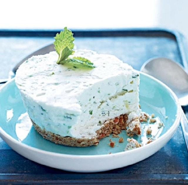 Frozen-No-Bake-Desserts-Mojito-Cake
