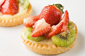 Fruit Tartlets cookies