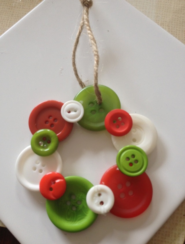 christimas-ornament-craft-button-tree-ornament