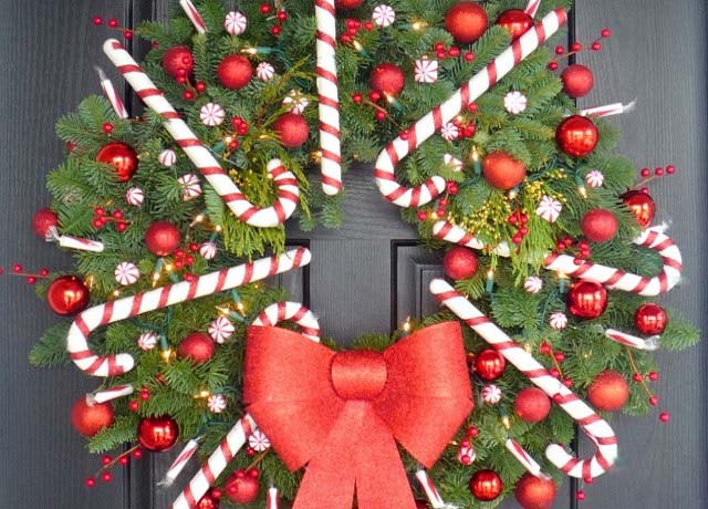 christmas-candy-craft-ideas-candy-cane-wreath