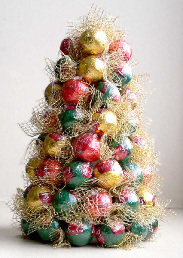 christmas candy craft ideas candy christmas tree - What Is A Hard Candy Christmas