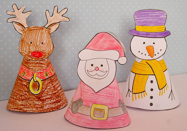 christmas-craft-ideas-for-kids-colored-decorations