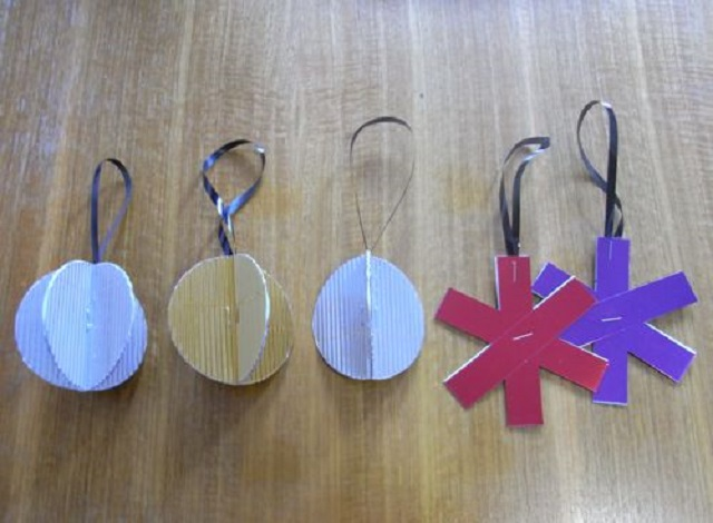 Christmas Craft Ideas For Kids Tree Decorations