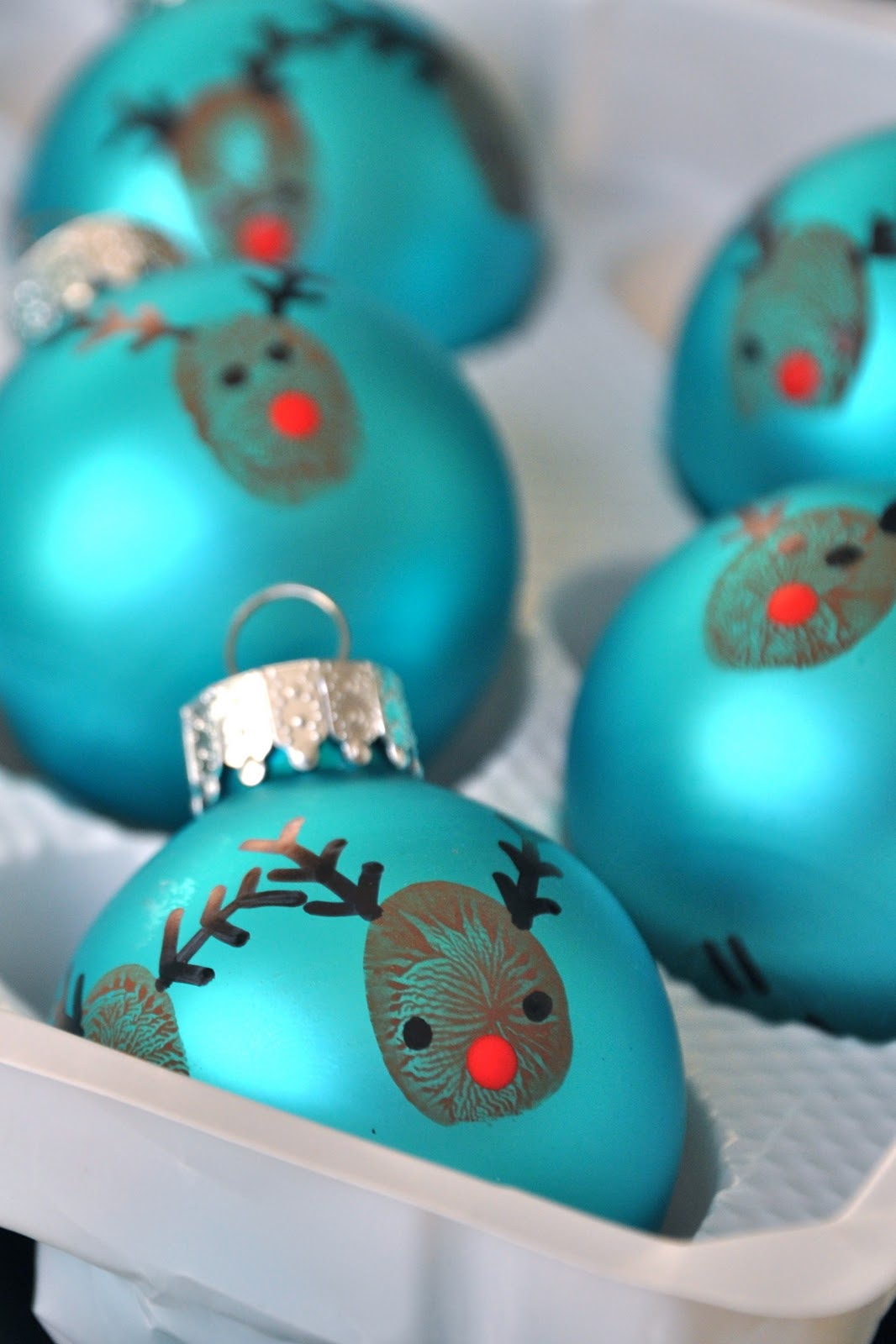 Glass globe ornaments - Glass Ball Ornaments