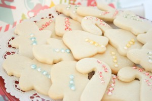 sugar cut out cookies