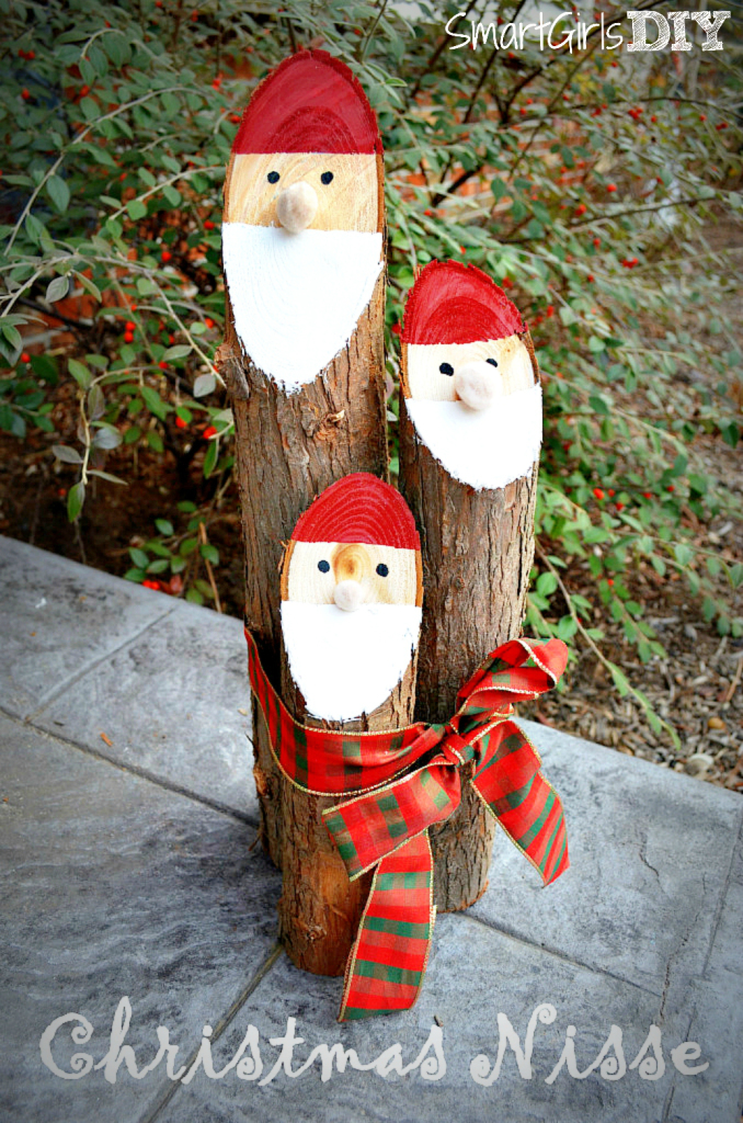 DIY Outdoor Christmas Decorations Design Inspirations