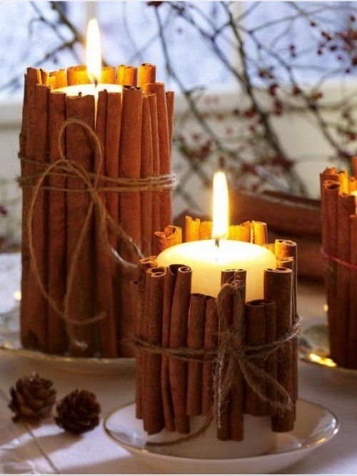 Here you can see a wonderful Christmas table setting. Share it & Stunning Rustic Christmas Decorations \u2013 Christmas Celebration \u2013 All ...