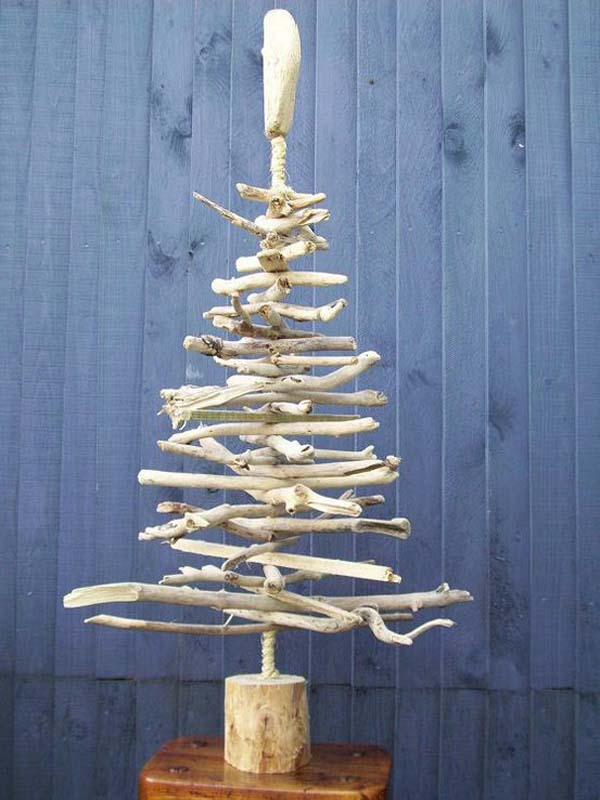 alternative-wood-christmast-tree-ideas