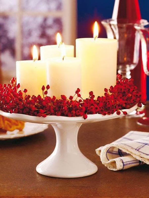 christmas-candle-centerpieces