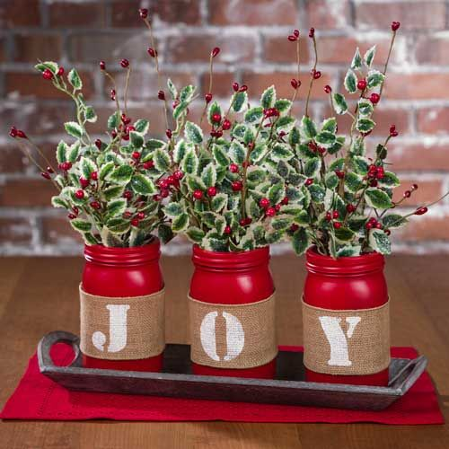 christmas centerpieces diy centerpiece ideas - Diy Christmas Centerpieces