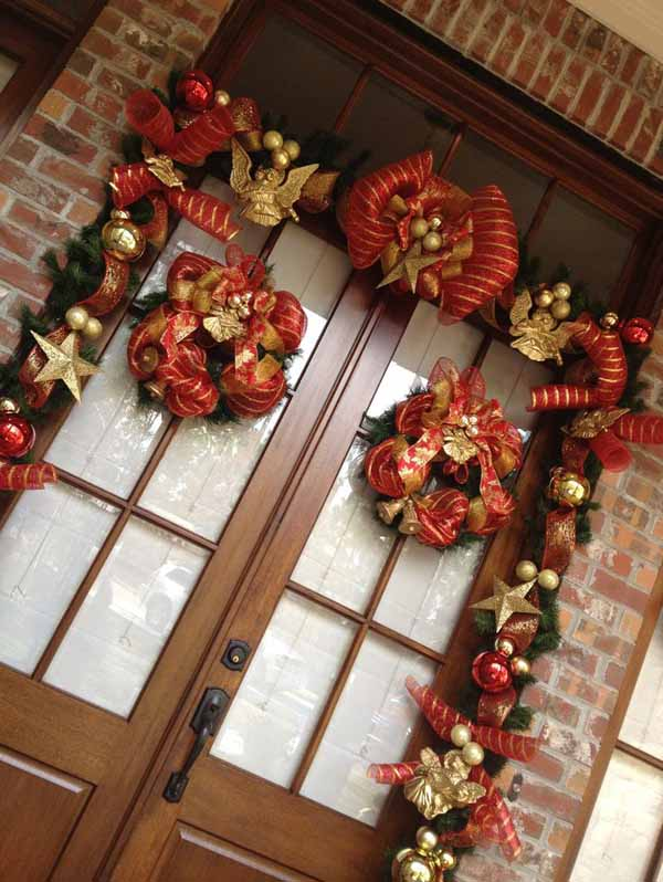 christmas-decorations-for-doors