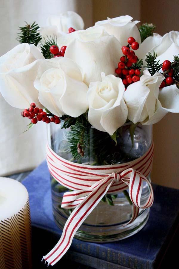 christmas-floral-centerpieces