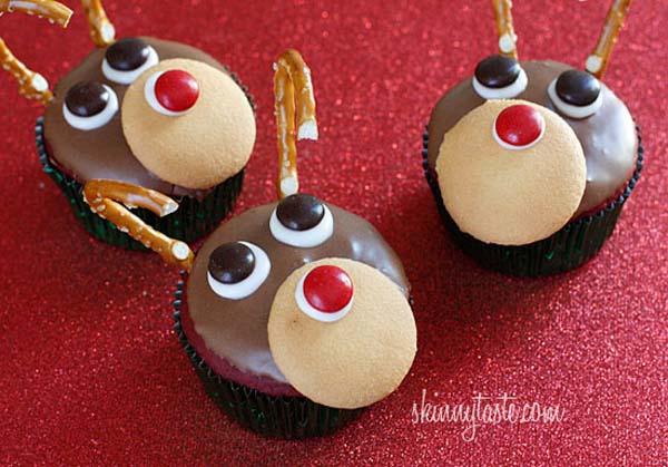 christmas-reindeer-cupcakes