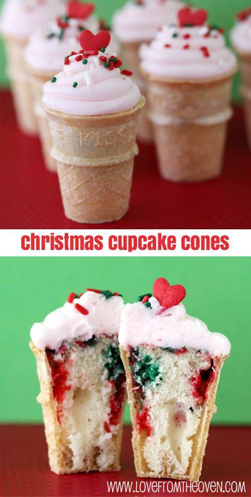 19 Incredibly Cute Christmas Cupcakes Christmas