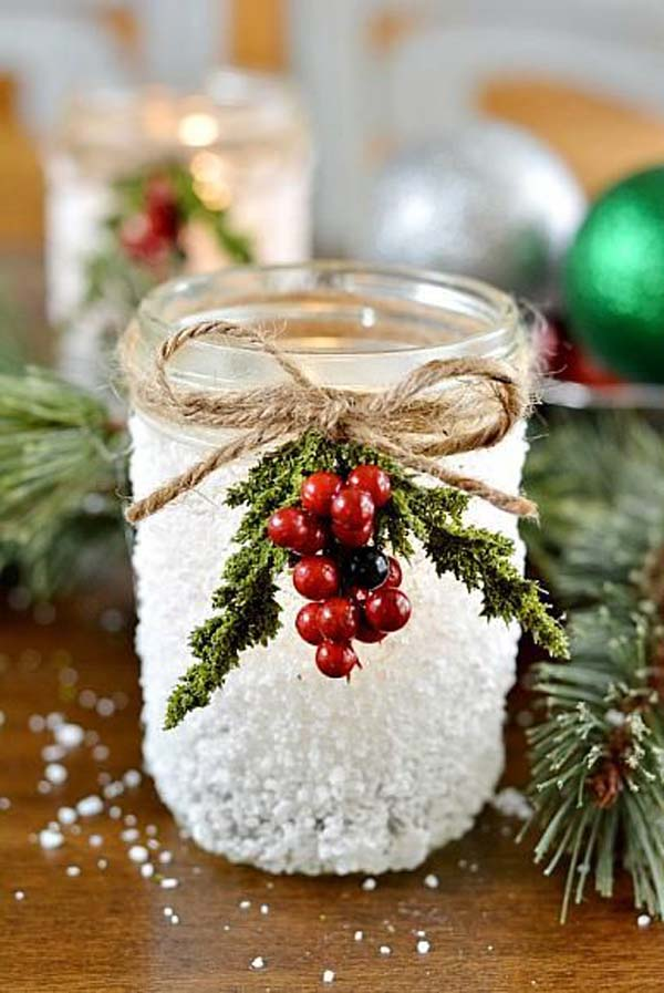diy-rustic-christmas-decorations