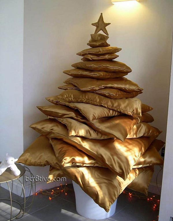 ideas-unusual-christmas-tree-decorations