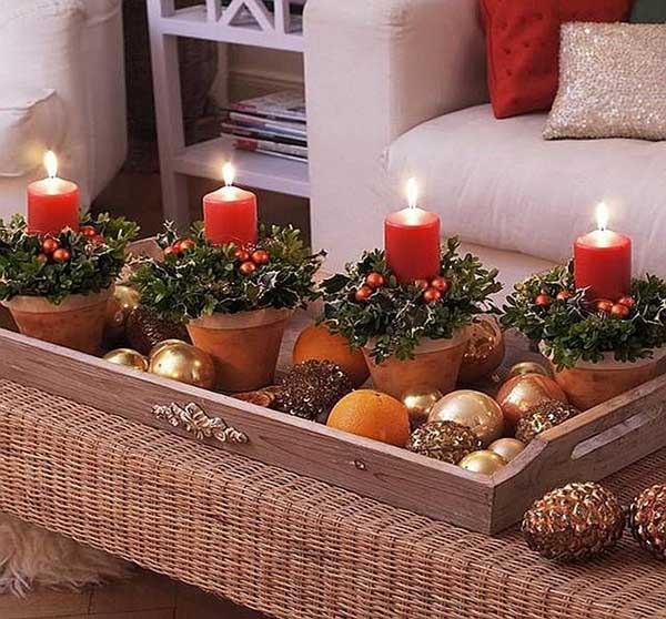 25 Breathtaking Indoor Christmas Decorating Ideas Christmas