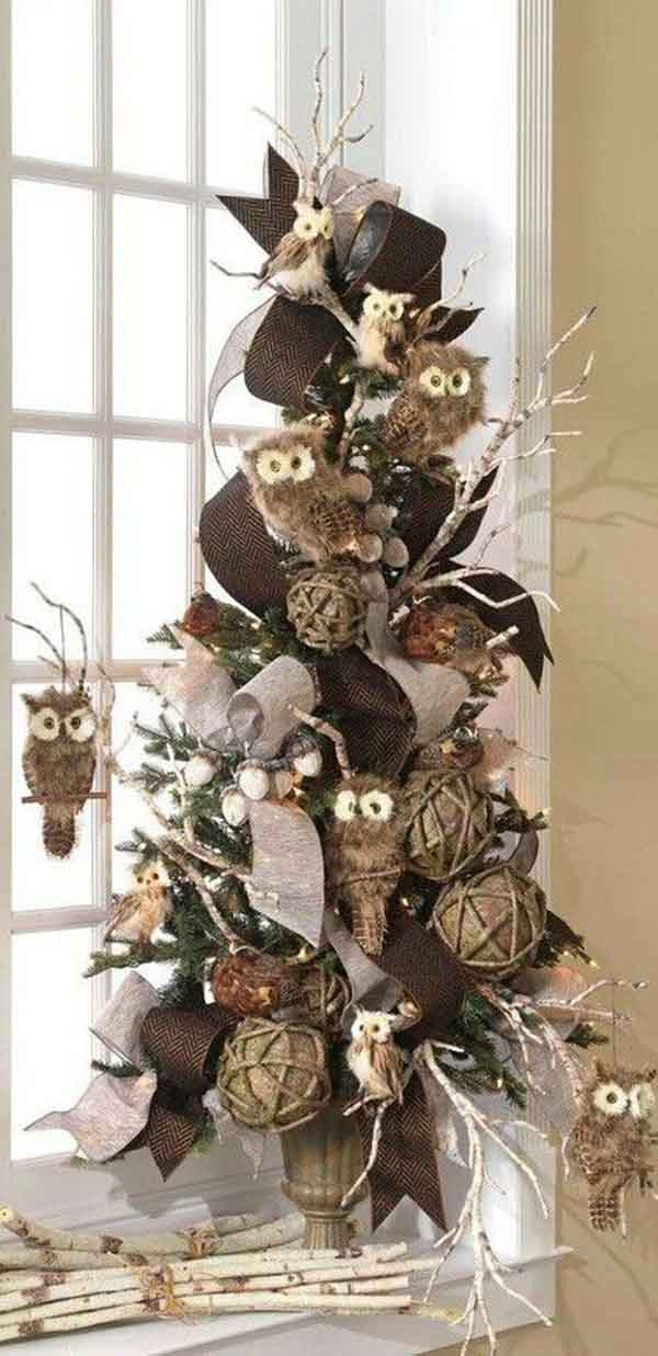 19 Earth Friendly Natural Christmas Decorating Ideas