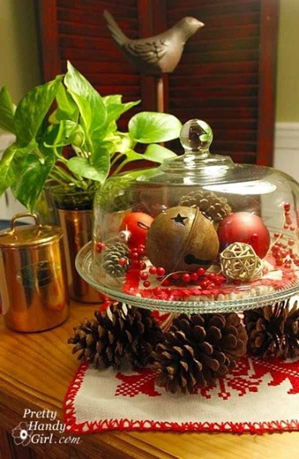 Stunning rustic christmas decorations