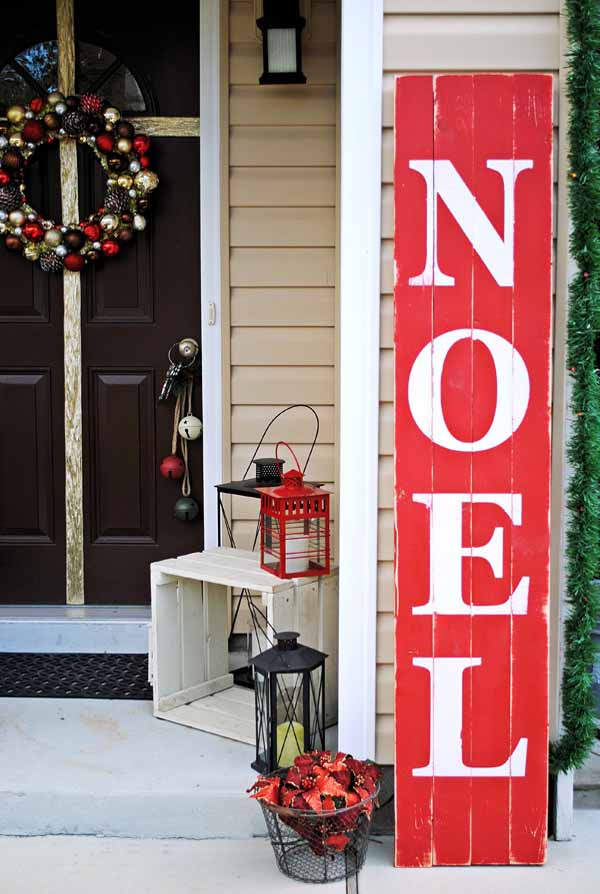 Top Christmas Door Decorations Christmas Celebration