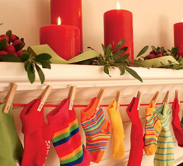 19 Creative Christmas Stockings Decorating Ideas ...