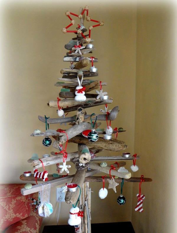 Unique And Clever Alternative Christmas Trees Christmas