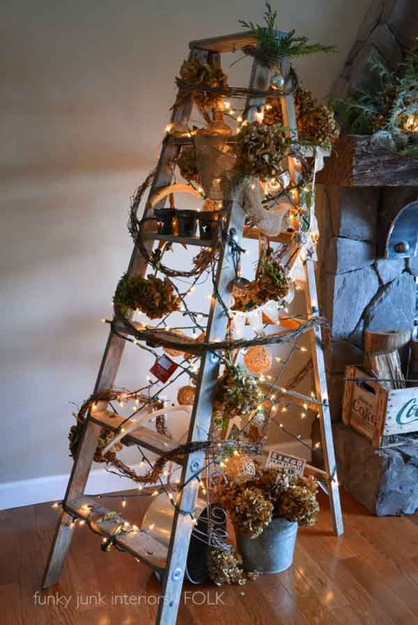 unique-ladder-christmas-tree