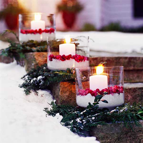 Top Outdoor Christmas Decorations Ideas - Christmas ... on Unique Yard Decorations id=67318