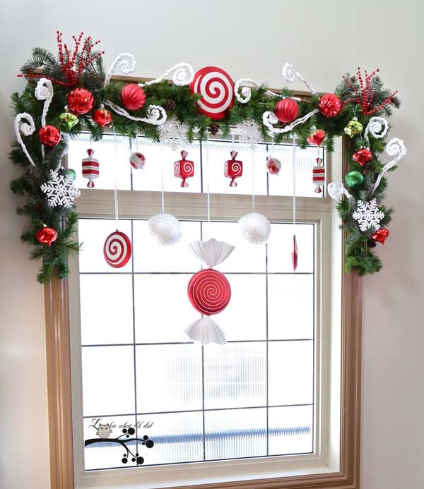 Gingerbread & CandyLane Christmas on Pinterest