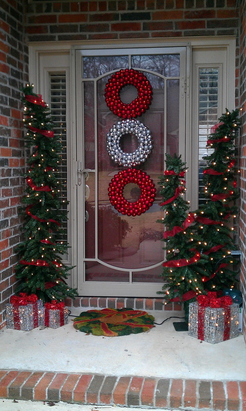 christmas porch decorations 27