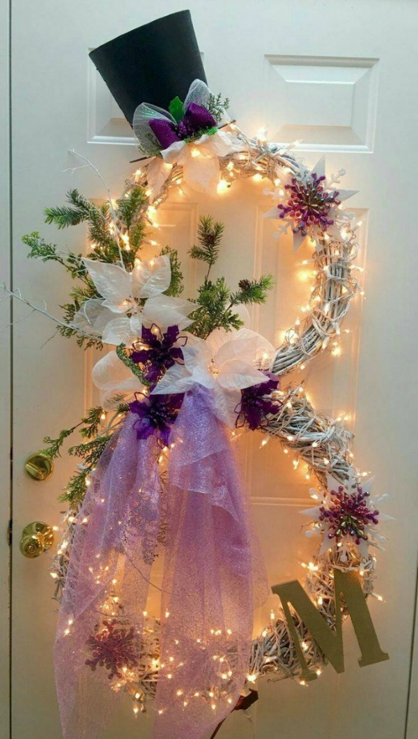 5e8b9494c346d1 Top Christmas Door Decorations - Christmas Celebration - All about ...