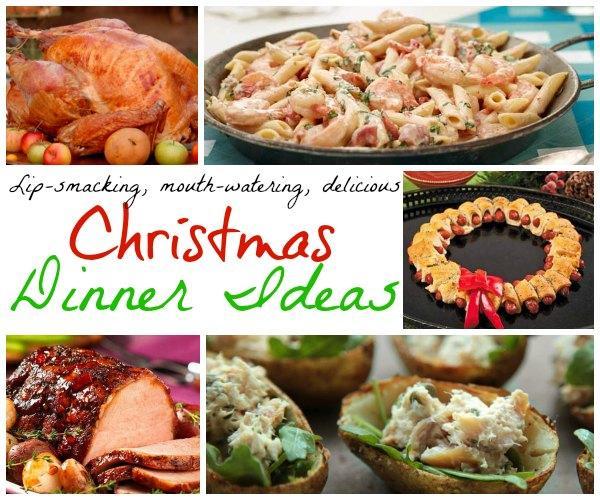 Christmas Dinner Recipe and Menu Ideas
