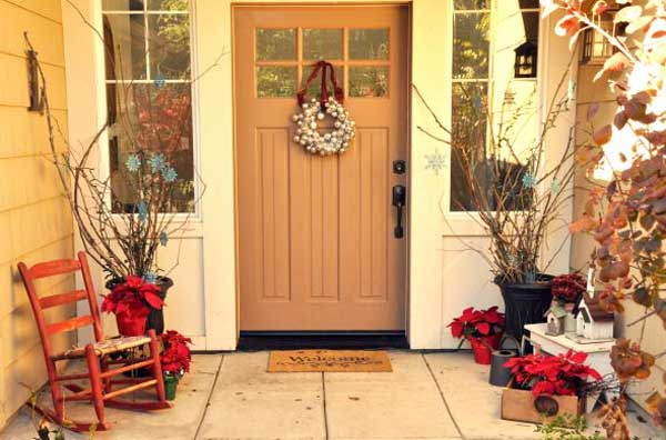 christmas-front-porch-decorations-ideas